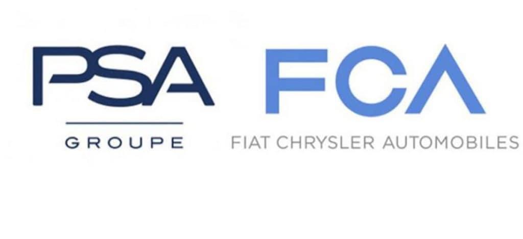 FCA PSA Merge 2019