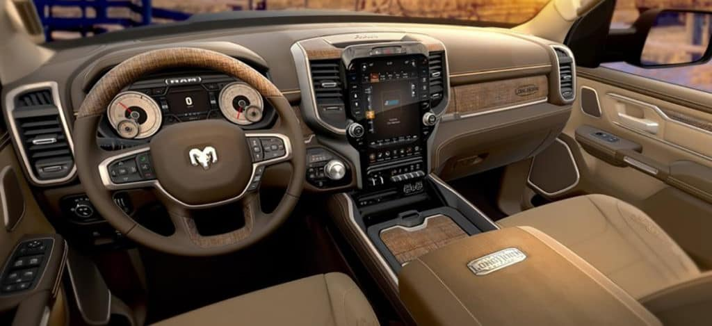 2020 Interior Kendall Dodge