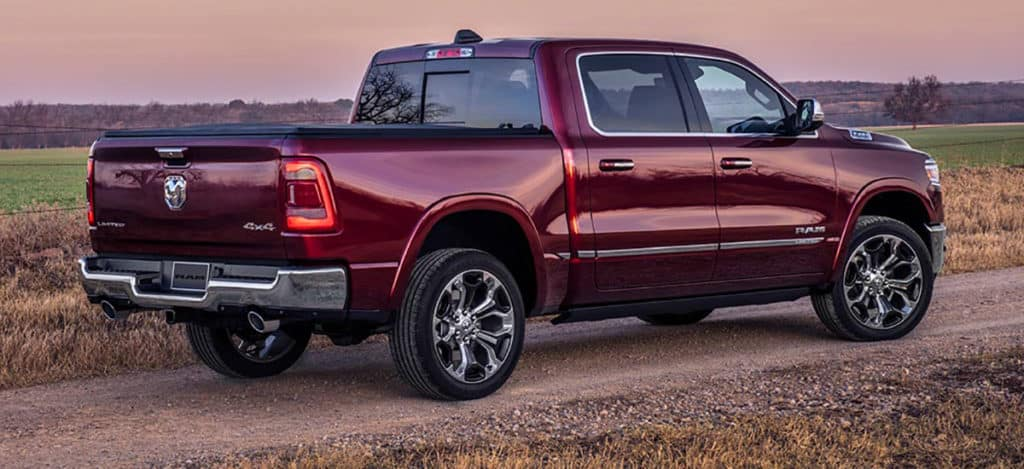 2020 Ram 1500 Limited Kendall Dodge