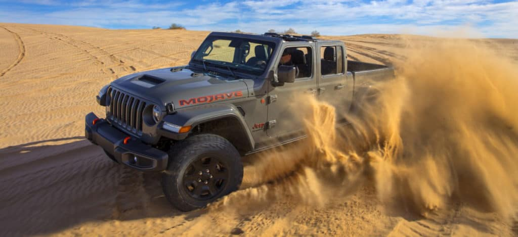 Mojave Jeep Kendall Dodge