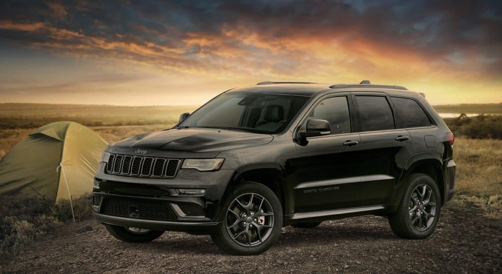 2020 Jeep® Grand Cherokee Limited Kendall Dodge