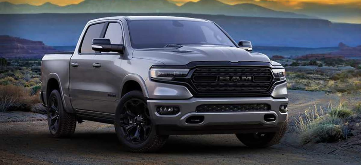 Upcoming 2021 Ram 1500 Introduces Night Edition Package ...