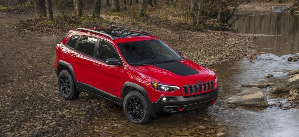 2021 Cherokee Kendall Dodge
