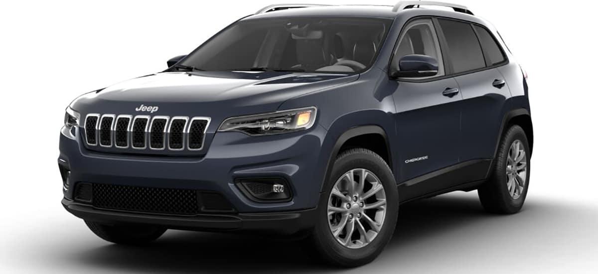 Cherokee Kendall Dodge