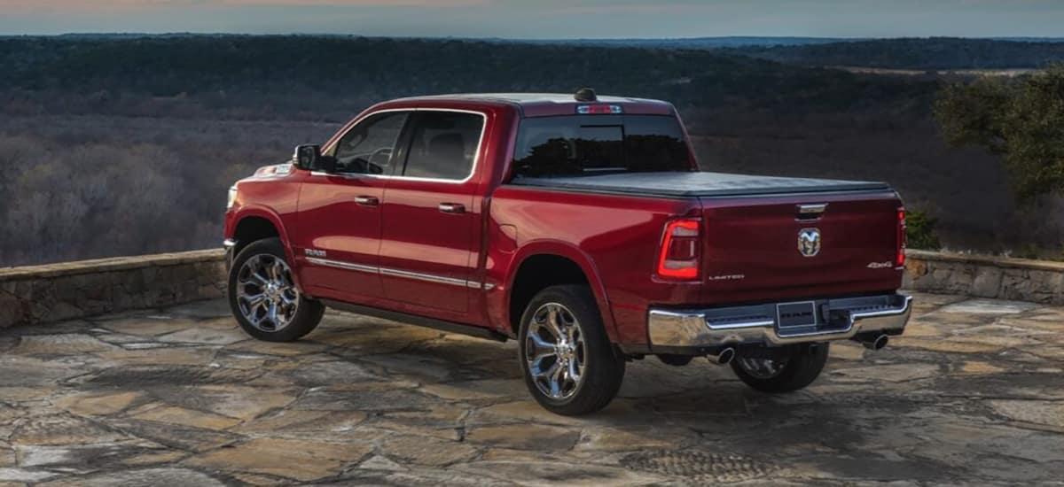 Ram Pickup Kendall Dodge