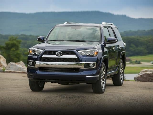 New Toyota SUVs and Crossovers