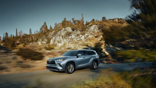 New Toyota Crossovers, SUVs, and Trucks