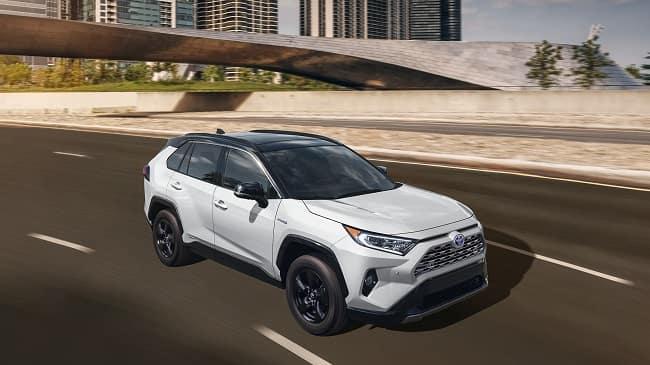 """New Toyota RAV4 Hybrid"""" width="""