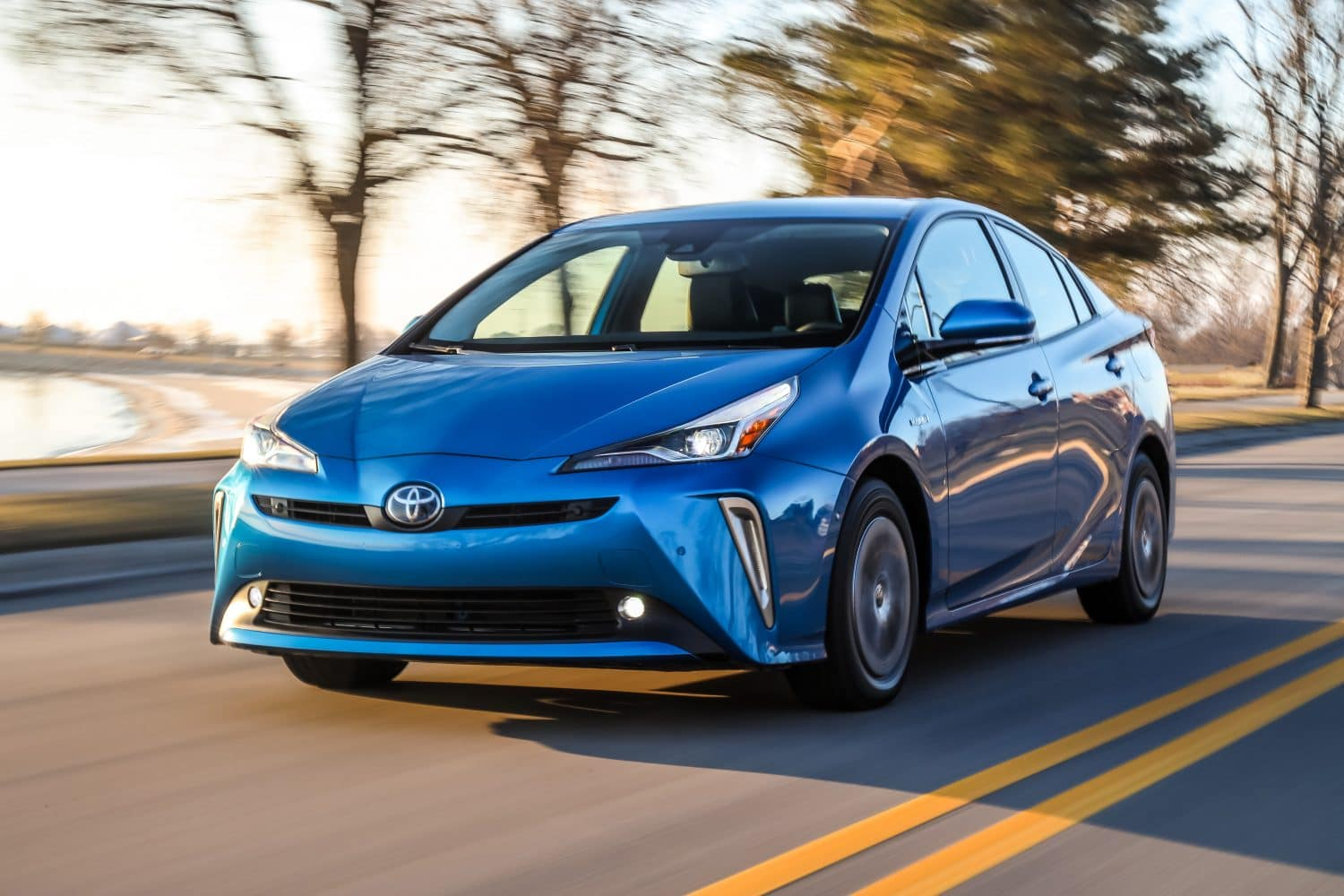 new prius prime in anchorage