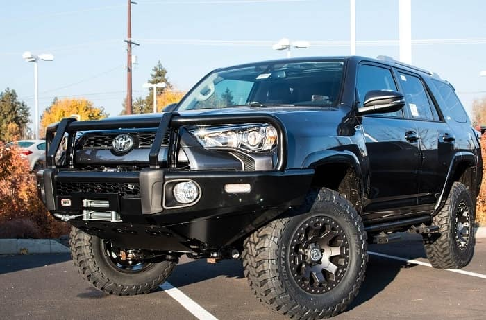 Lifted Suvs For Sale Bend Oregon Toyota Dealership Kendall