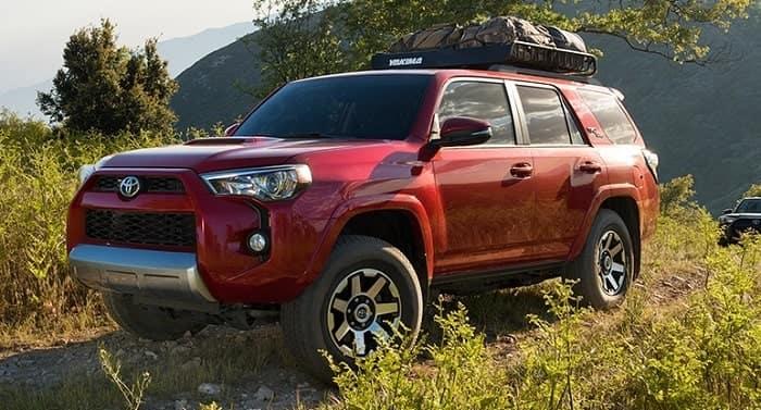 New Toyota 4Runner
