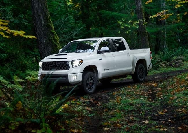 New Toyota Trucks & SUVs