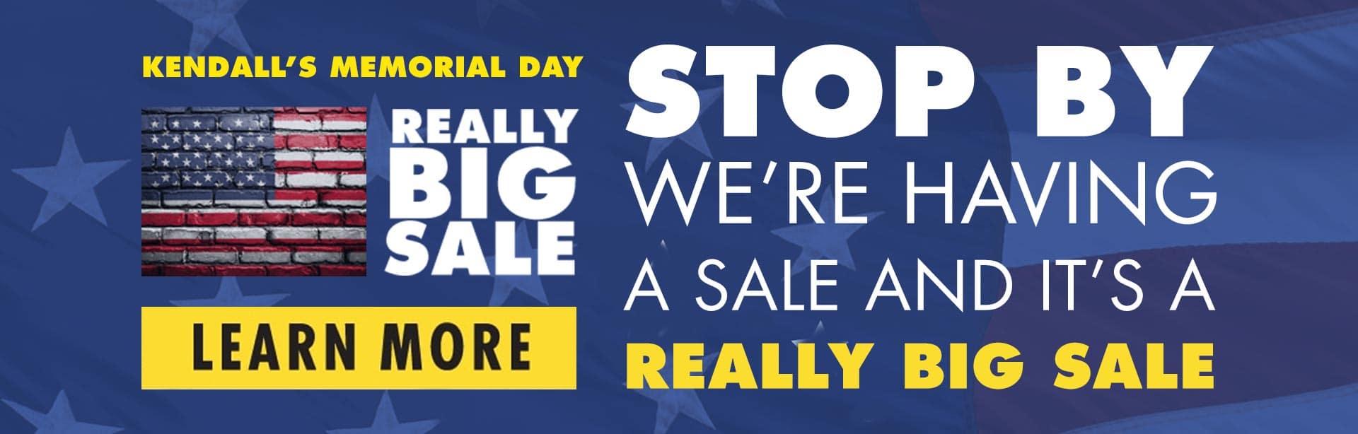 toyota really big sale