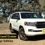 New 2021 Toyota Land Cruiser Heritage Edition
