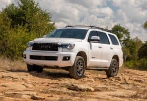 New Toyota Truck SUV in Bend
