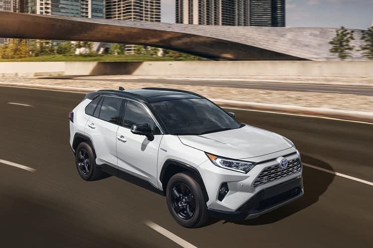 New Toyota RAV4 Hybrid for Sale in Bend, OR