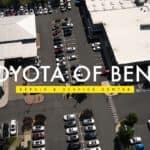 Toyota Service in Bend, OR