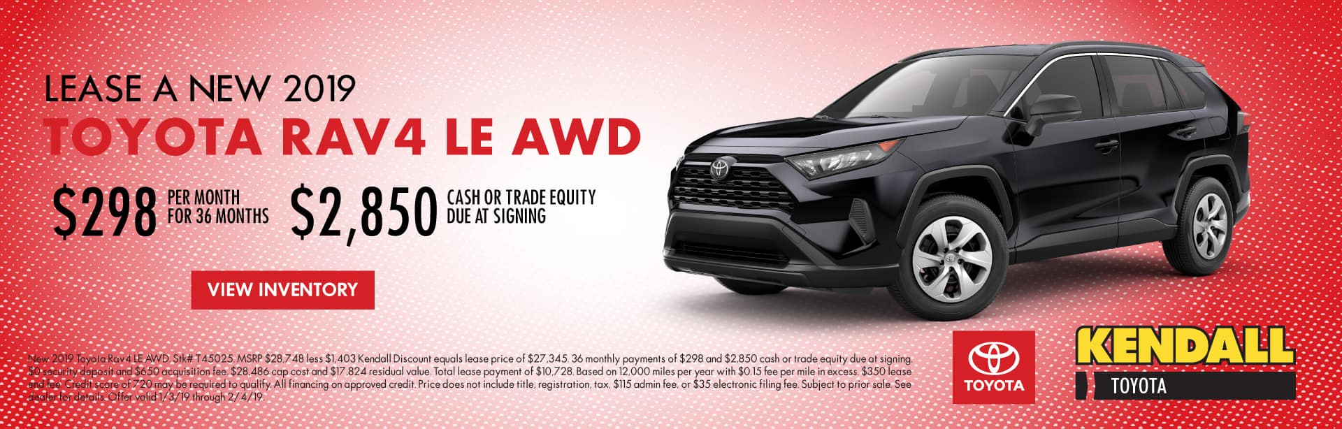 Kendall Toyota Eugene >> Kendall Toyota of Eugene: New Toyota and Used Car ...
