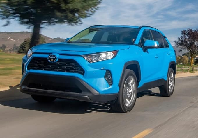 Toyota Offers and Incentives