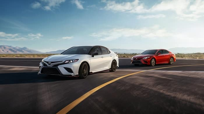 "New Toyota Camry"" width="