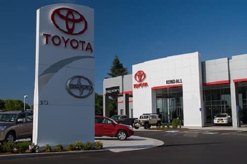 New Toyota Dealership in Eugene, OR