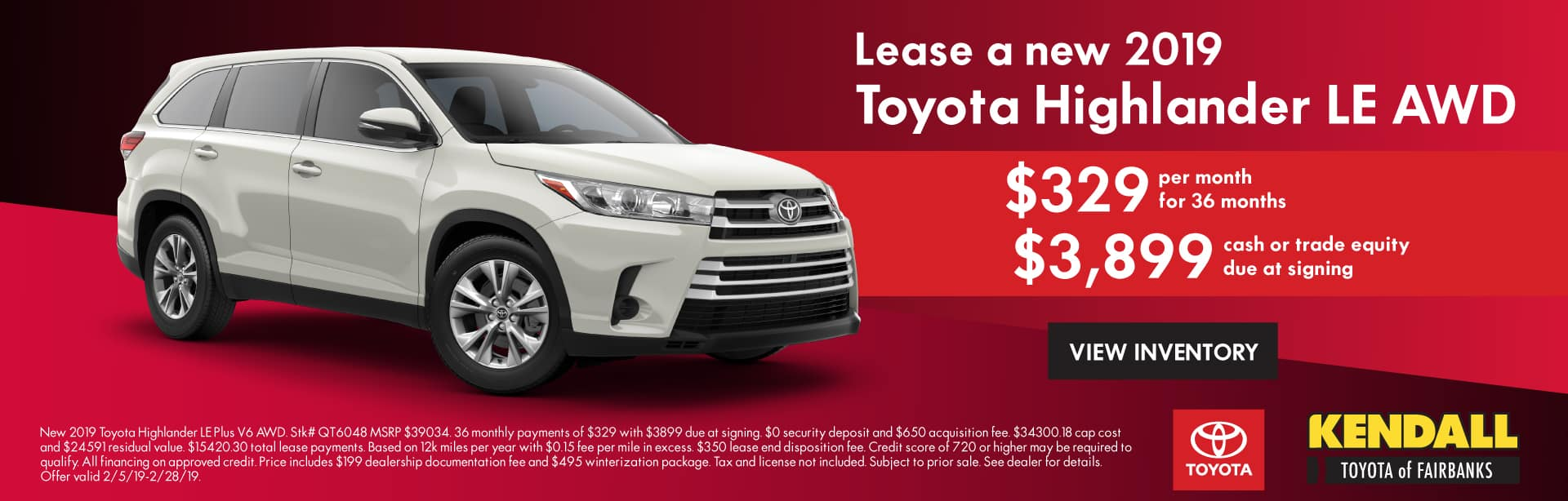 Kendall Toyota Fairbanks >> Kendall Toyota Of Fairbanks New Toyota Used Car Dealership In