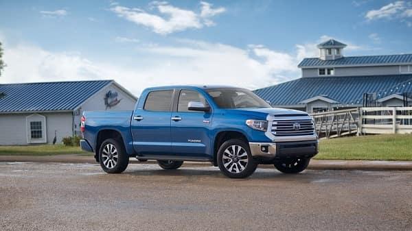New Toyota Tundra