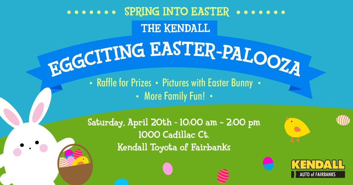 Easter Fairbanks