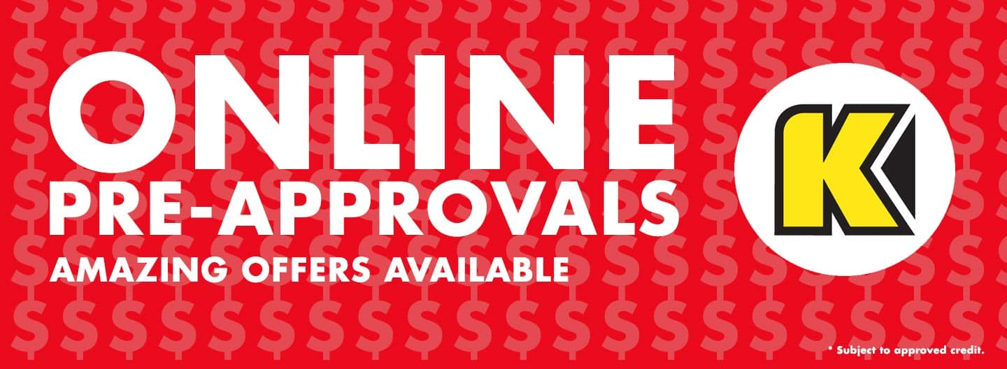 Car financing preapprovals