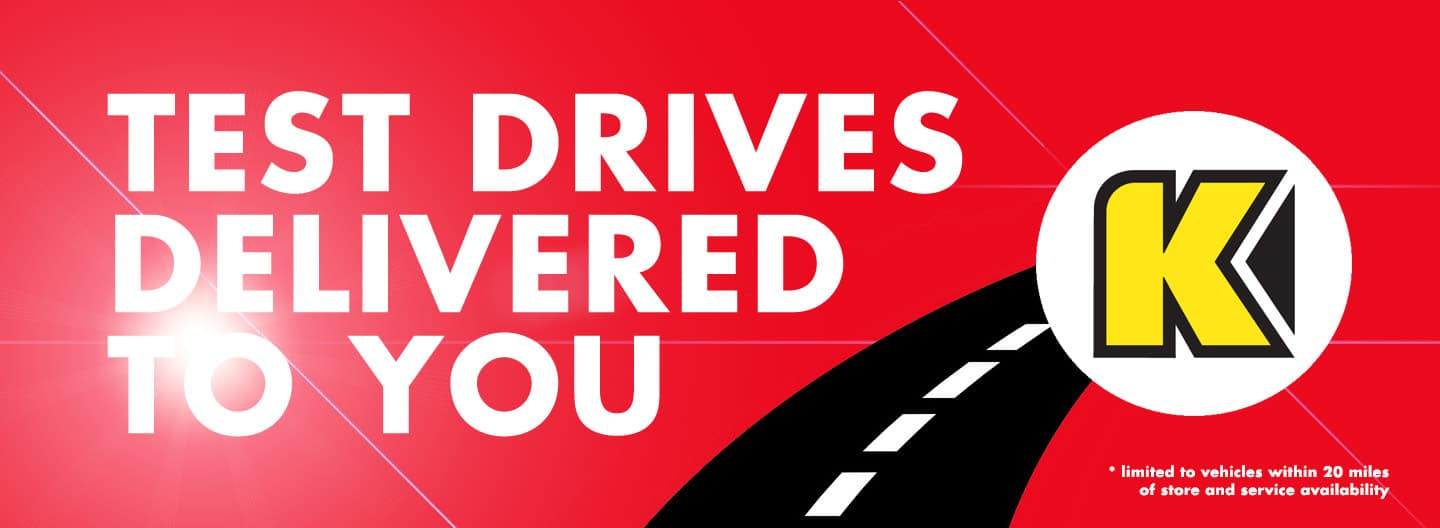 Toyota Test Drives Delivered to You