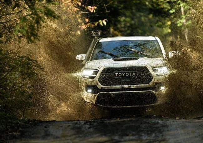 New Toyota Trucks & SUVs
