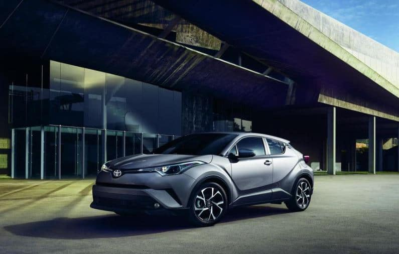 new Toyota C-HR For Sale in Fairbanks, Alaska