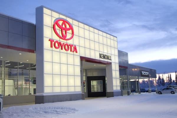 New Toyota Dealership in Fairbanks, AK