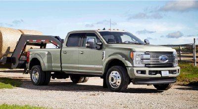 Super Duty Vehicles