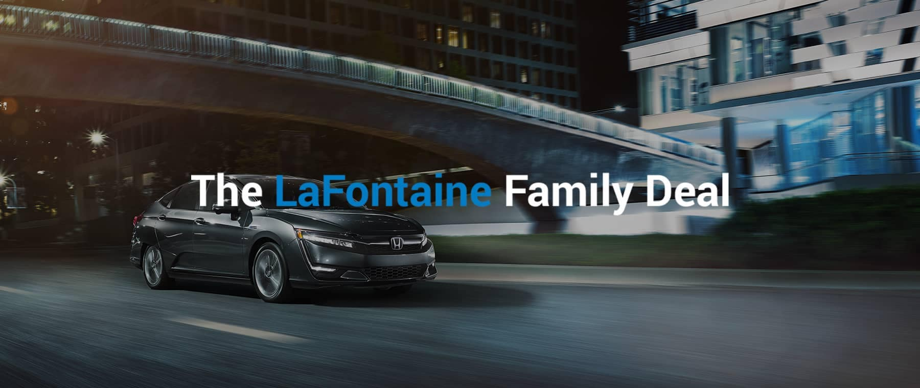 The LaFontaine Family Deal