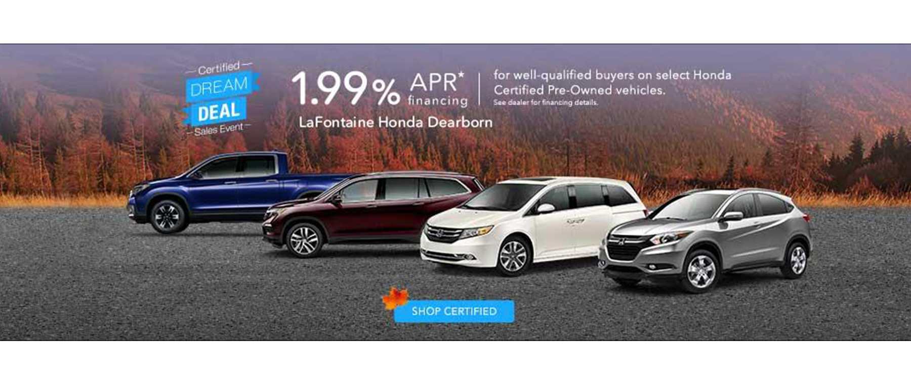 LaFontaine Honda | Honda Dealer In Dearborn, MI