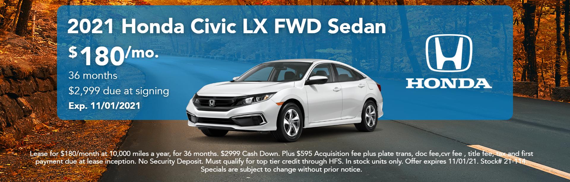 2021_Honda_Civic_Sedan LX_Tue Oct 05 2021 13_10_54 GMT-0400 (Eastern Daylight Time)