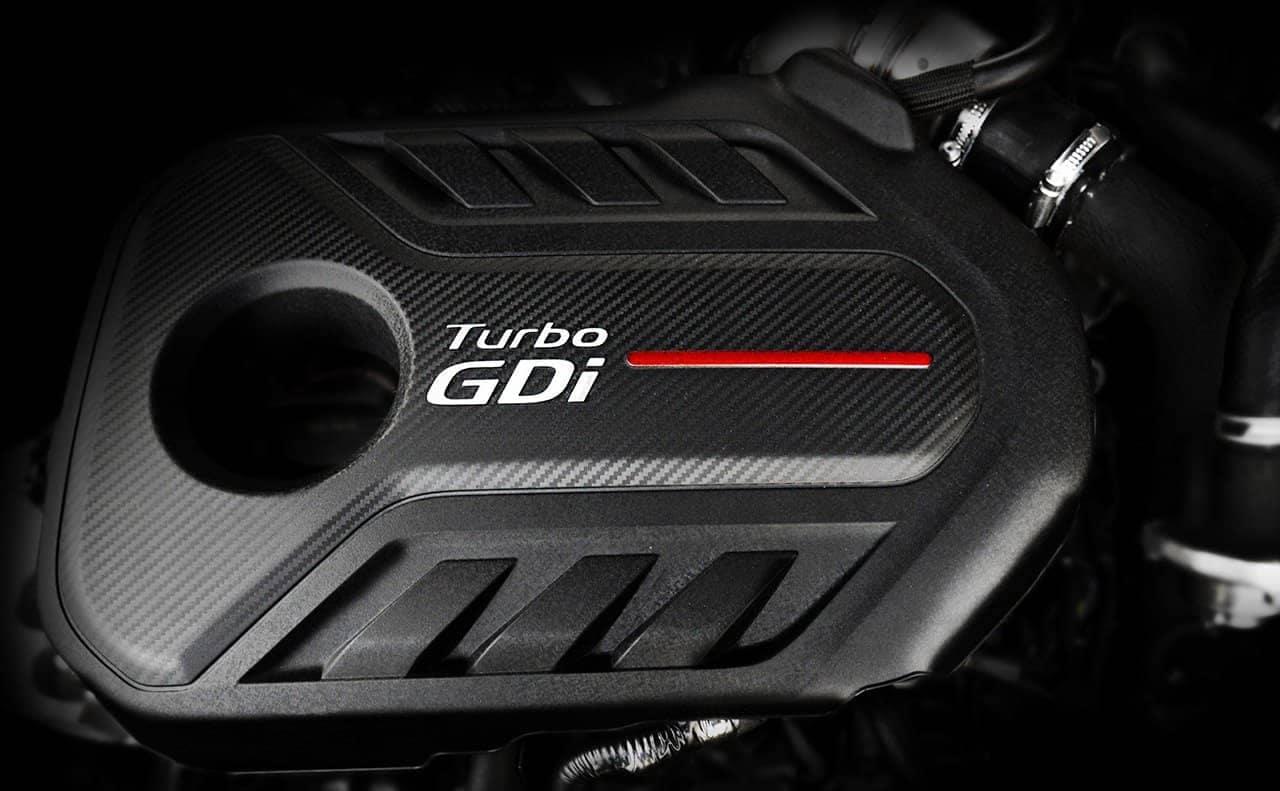 2018 Kia Optima turbo GDi engine