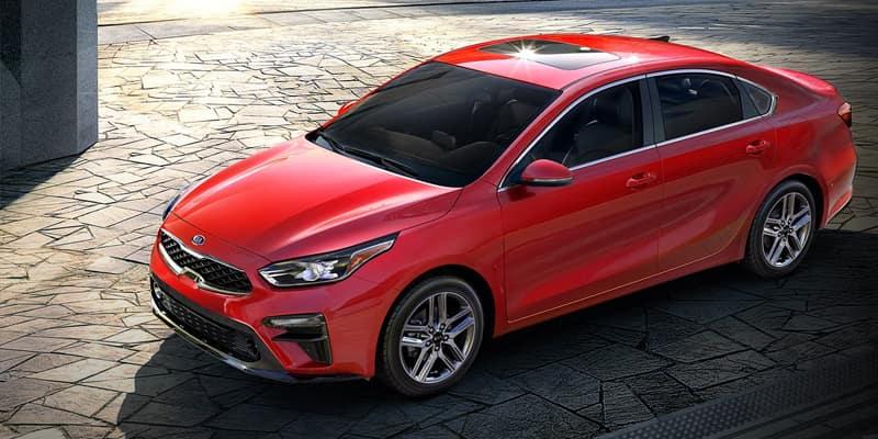 2019 Kia Forte LX 2.0L 4D Sedan