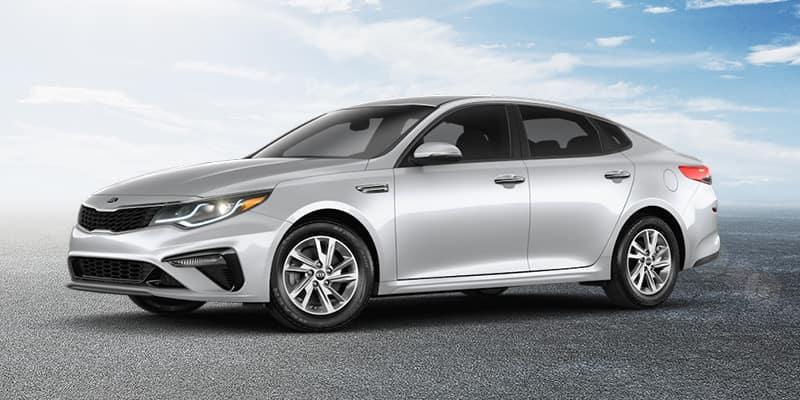 New 2020 Kia Optima LX 2.4L GDI