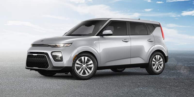2020 Kia Soul LX 2.0L FWD 4D Hatchback