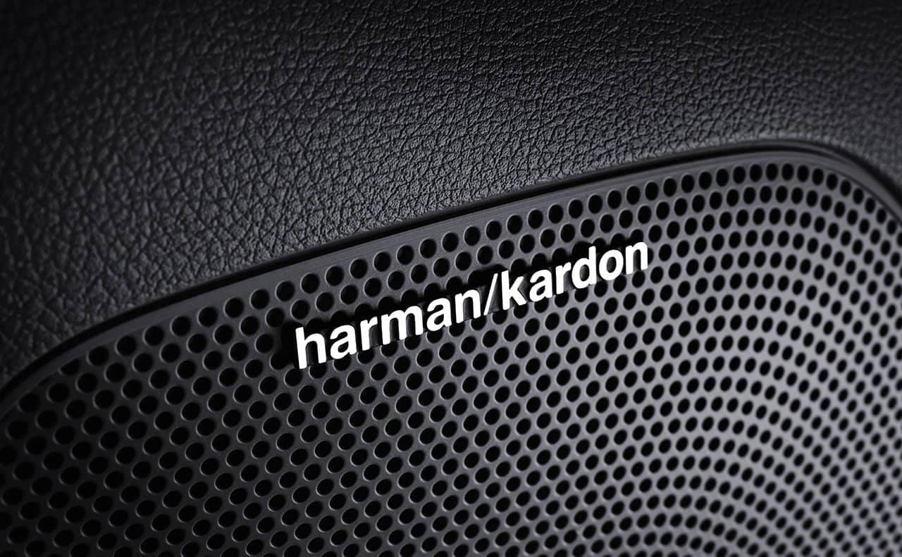 2018 Kia Optima harman/karman sound system