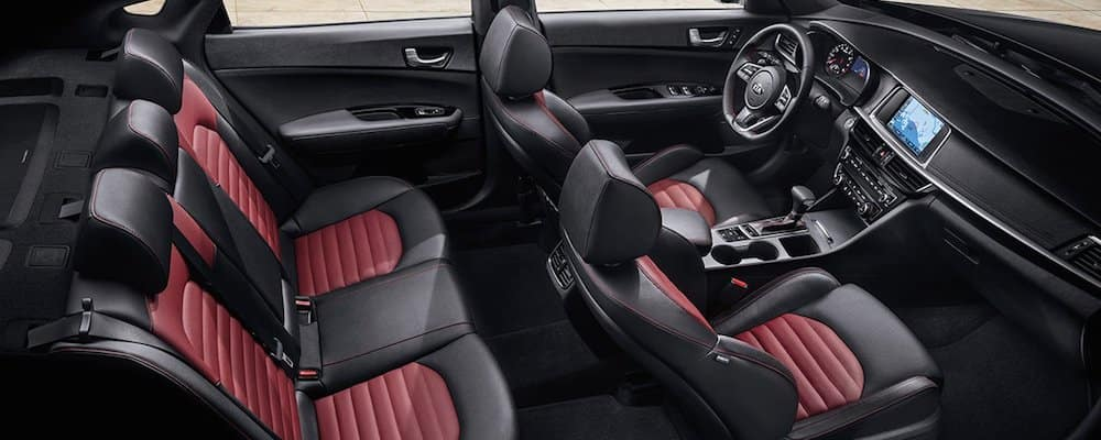 2019 optima full interior