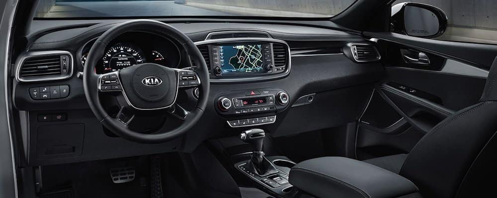 2019 sorento interior and infotainment