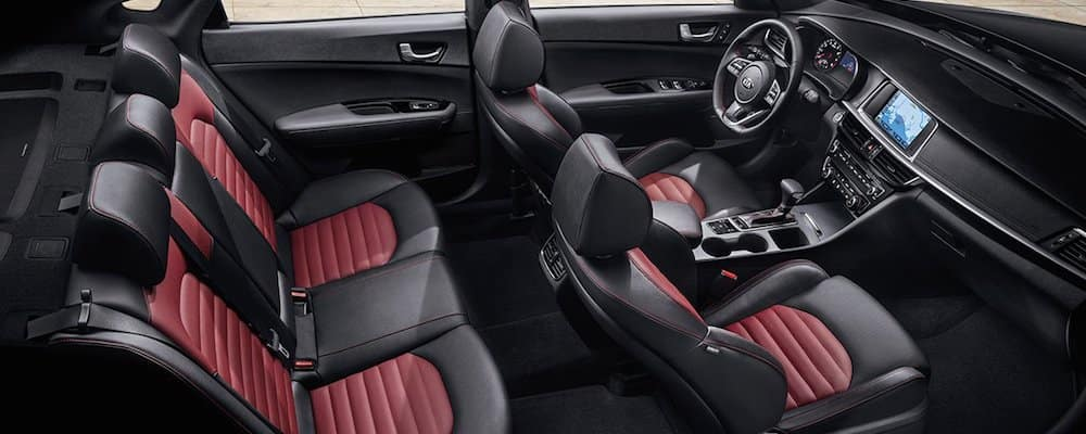 2019 kia optima interior comp