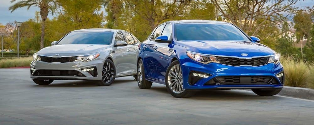 2019 kia optima comp pricing