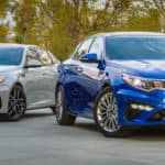 2019 Kia Optima Trims