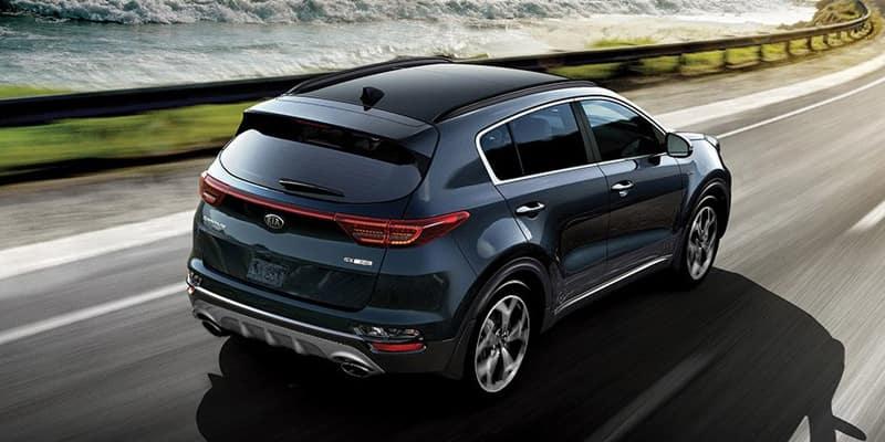 New 2020 Kia Sportage LX 2.4L FWD 4D SUV