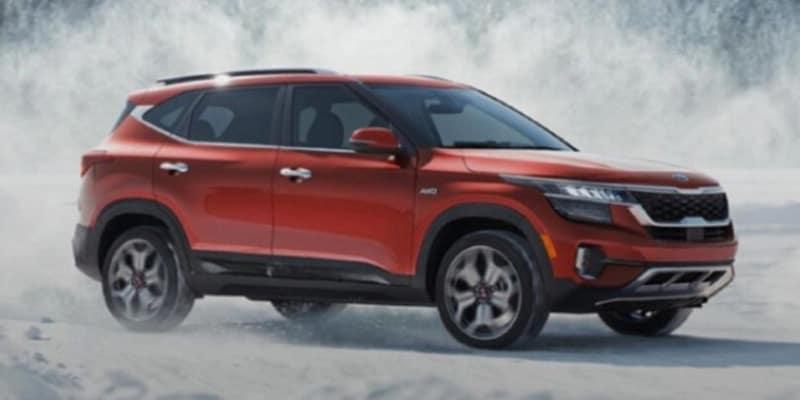 New 2020 Kia Seltos LX 2.0L AWD