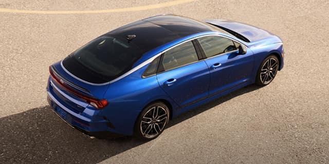2021 Kia K5 LXS 1.6T GDI FWD